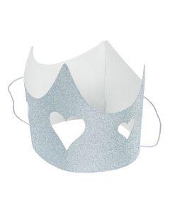 Silver Princess Crowns