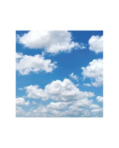 Sky Cloud Backdrop