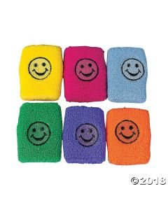 Smile Face Wristbands