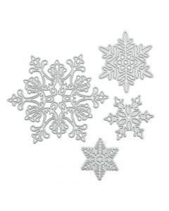 Snowflake Cutting Dies
