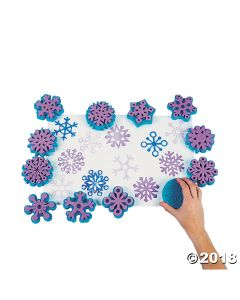 Snowflake Stampers