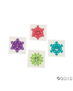 Snowflake Tattoos