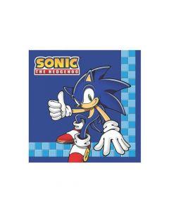 Sonic the Hedgehog Beverage Napkins