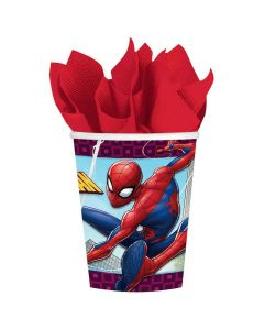 Spiderman Web Hot and Cold  Cup