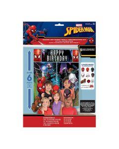 Spiderman Web Scene Setter
