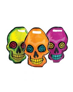 Spookadelic Skull-Shaped Goody Bags