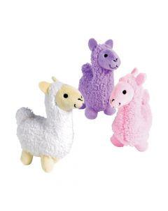 Plush Llamas