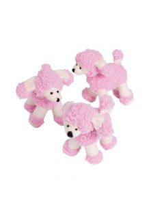 Stuffed Pink Poodles