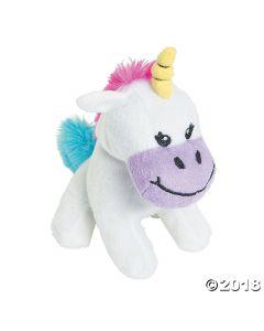 Stuffed Unicorns