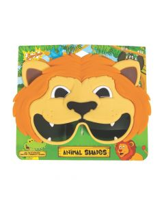 Sun-Staches Lion Sunglasses