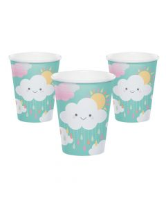 Sunshine Baby Shower Paper Cups