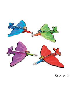 Superhero Gliders