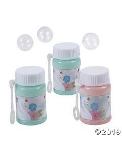 Sweet Swan Mini Bubble Bottles