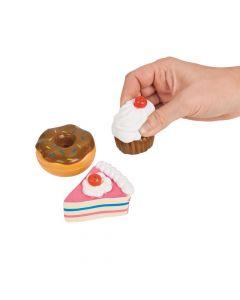 Sweet Treat Stress Toys