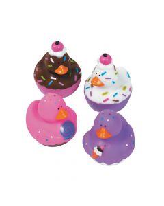Sweet Treats Rubber Duckies