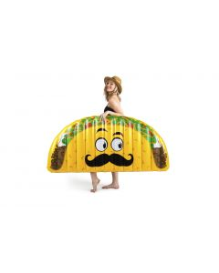 Taco Inflatable Pool Float