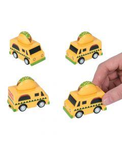 Taco Truck Pullback Racers