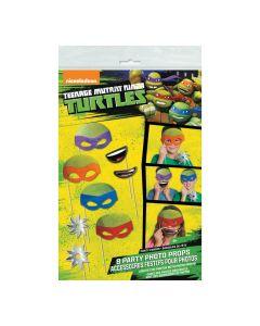 Teenage Mutant Ninja Turtles Photo Stick Props