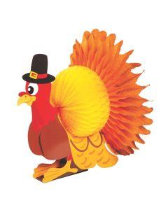 Thanksgiving Friends Turkey Centerpiece