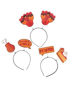 Thanksgiving Head Boppers