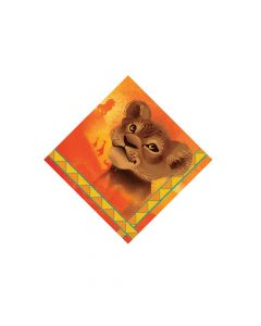 The Lion King Beverage Napkins