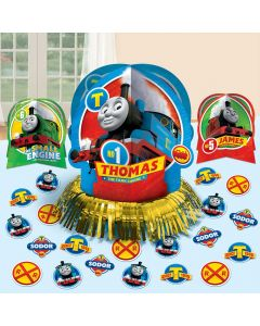 Thomas All aboard Table Decor Kit