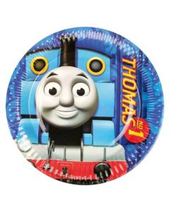 Thomas & Friends Paper Plates