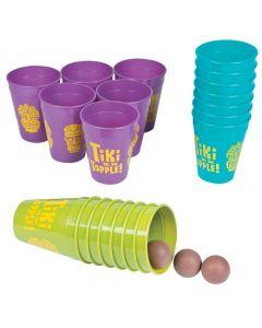 Tiki Toss Drinking Game