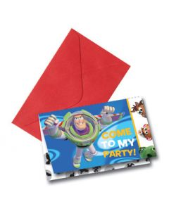 Toy Story 3 Invitations