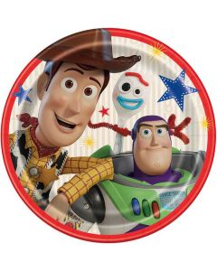 Toy Story 4 Dinner Plate