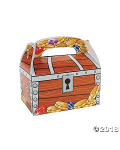 Treasure Chest Favour Boxes