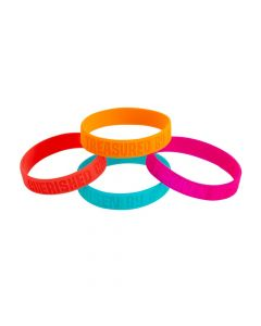 Treasure Hunt VBS Silicone Bracelets