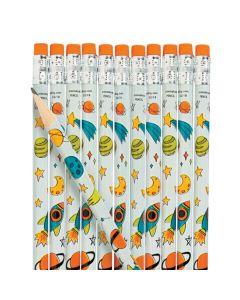 Trendy Space Pencils