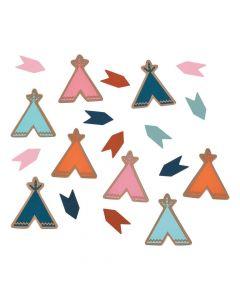 Tribal Baby Shower Confetti