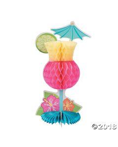 Tropical Drink Centerpiece