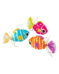 Tropical Fish Cellophane Bags