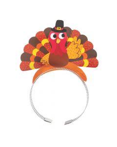 Turkey Headbands