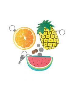 Tutti Frutti Coin Purses