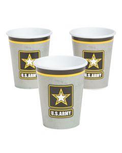 U.S. Army Paper Cups