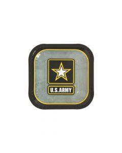 U.S. Army Paper Dessert Plates