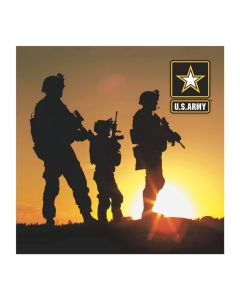 U.S. Army Scene Backdrop