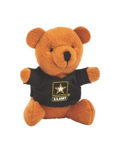 U.S. Army Stuffed Bears with T-shirts