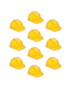 Under Construction Hard Hats Bulletin Board Cutouts