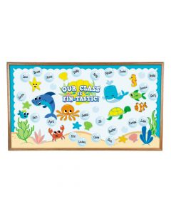 Under the Sea Bulletin Board Set