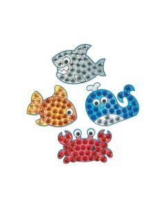 Under the Sea Jewel Mosaic Craft Kit
