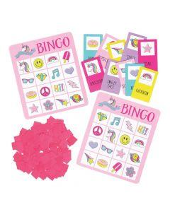 Unicorn Bingo