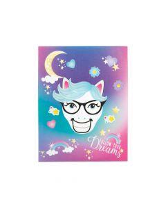 Unicorn Face Sticker Scenes