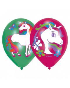 Unicorn Latex Balloons