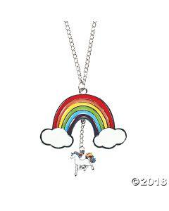 Unicorn Rainbow Necklaces