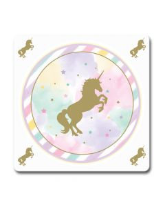 Unicorn Sparkle Coaster